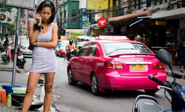 Sukhumvit soi 4 Bangkok