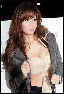 Chica pretty en Tailandia