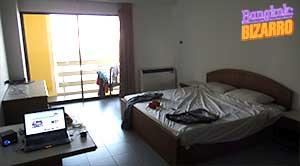 Rompo Mansion habitación en Bangkok