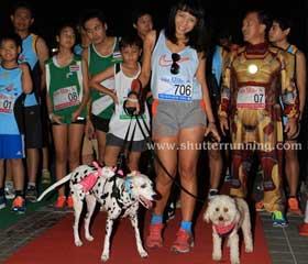 Correr en Tailandia