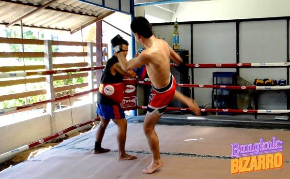 Muay Thai Rompo Gym Bangkok