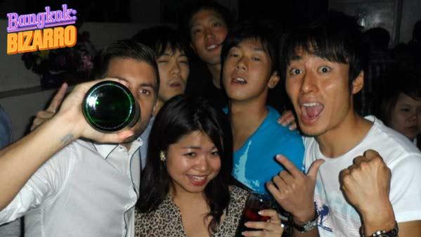 Scratch Dog club discoteca Bangkok