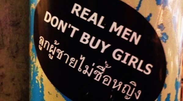 Hombres de verdad no compran tailandesas Historias de Bangkok