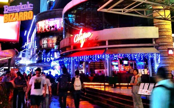 Bukit Bintang Kuala Lumpur Visa Run