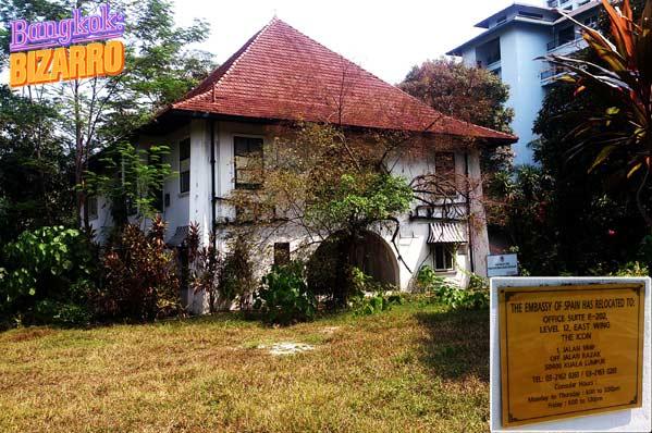 Embajada española en Kuala Lumpur