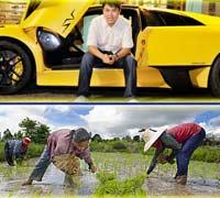 Lamborghini Tailandia