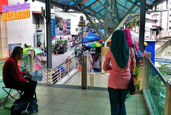 Mercadillo Kuala Lumpur