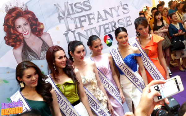 Miss Tiffany's Pattaya ladyboy