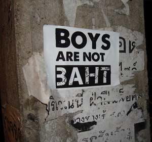 Los hombres no son bahts