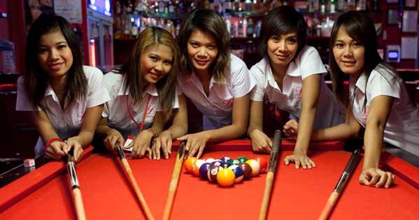 Chicas en Pattaya