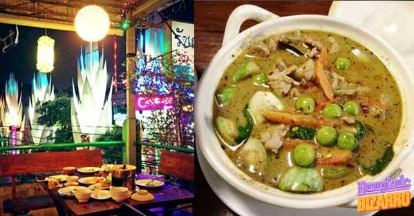 Test Good en Ratchada 7 Comer en la calle en Bangkok