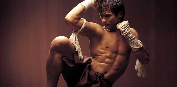 Toni Jaa películas de Muay Thai