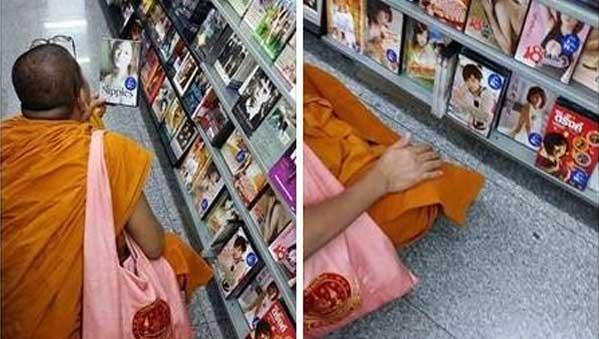 Monje porno Khlong Thom