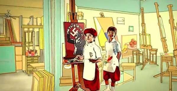 Hitler Niños Tailandia