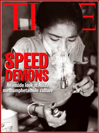 Time speed portada metanfetamina tailandia