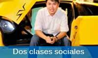 clases sociales tailandia