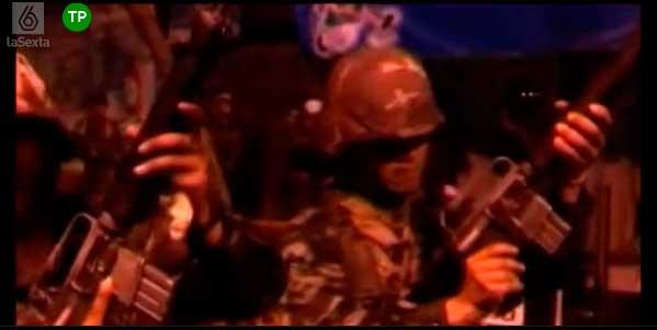Militares Tailandia