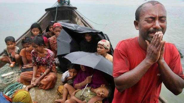 Birmanos rohingya