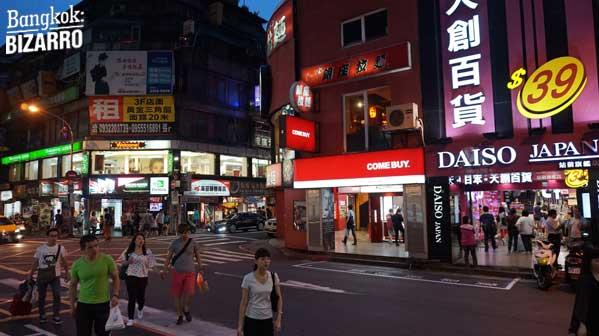 Centro Taipéi
