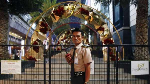 Seguridad Bangkok