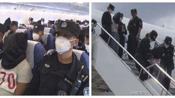 Tailandia Uighur China