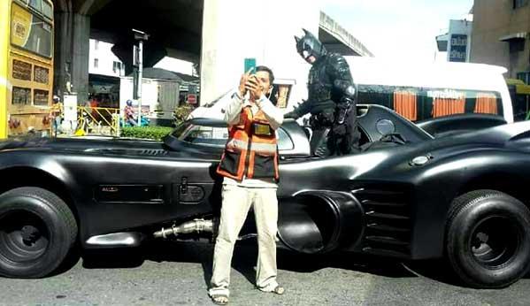 Batman de Tailandia Klong Thom