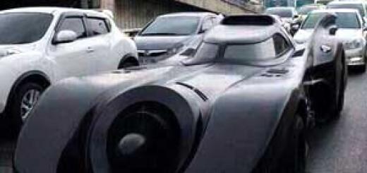 Batman de Tailandia