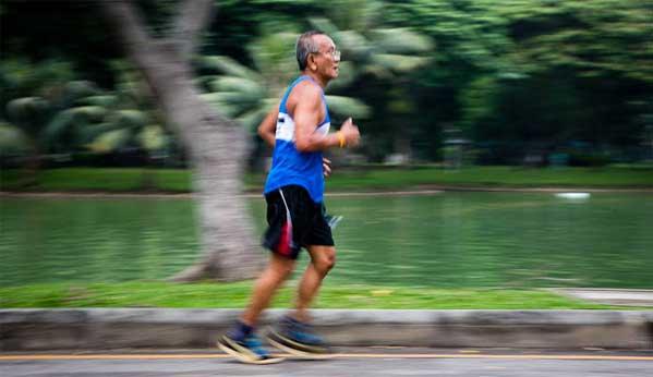 Maraton en Bangkok