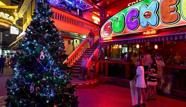 Navidad en Nana, Bangkok