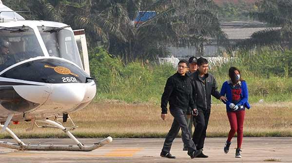 Pridsana asesinato Bangkok