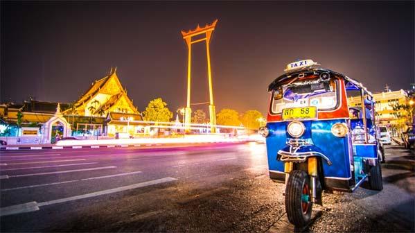 turismo tailandia