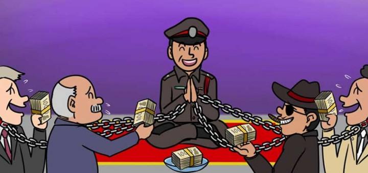 Corrupción en Tailandia