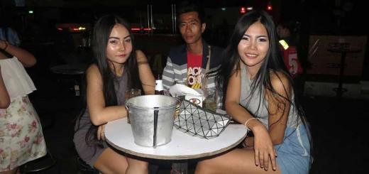Fiesta barrio extrarradio Bangkok