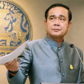 Prayuth Chan-ocha referendum TailandiaPrayuth Chan-ocha referendum Tailandia