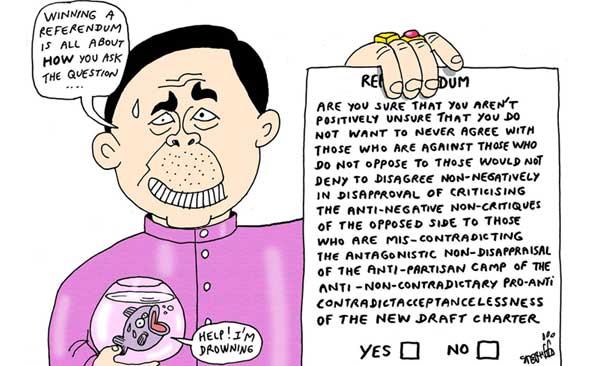 Referéndum en Tailandia 2016