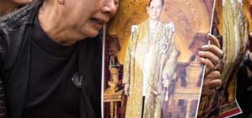 Luto Rey Tailandia