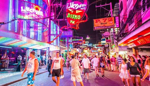 Calle de Pattaya