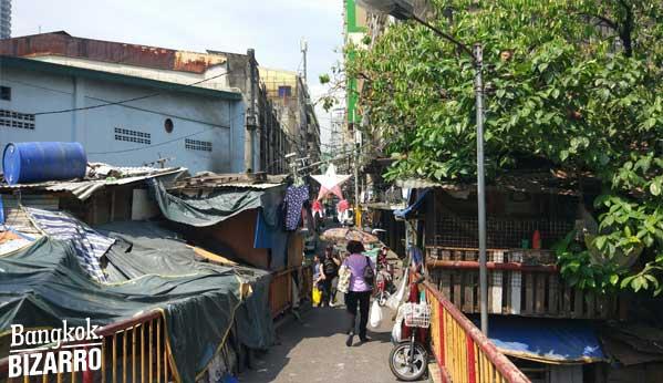 Calles de Manila