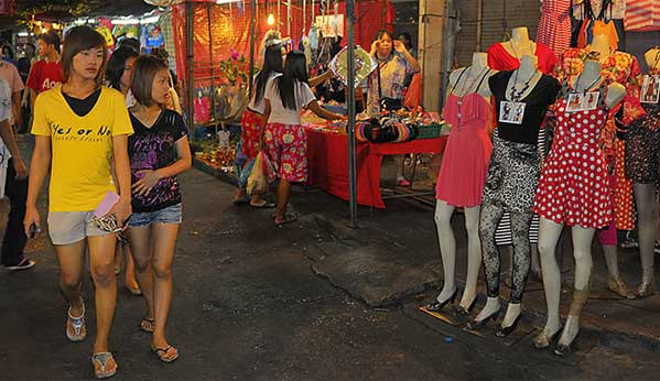 Mercado de Huai Kwang