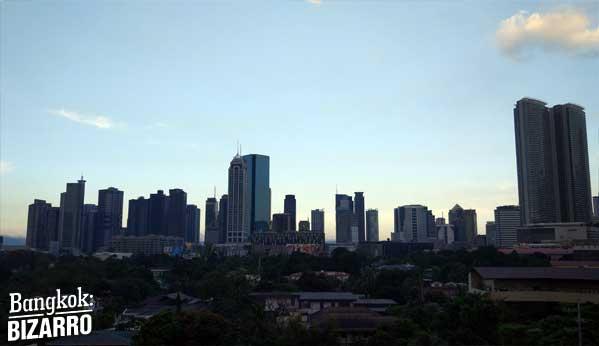 Skyline Manila
