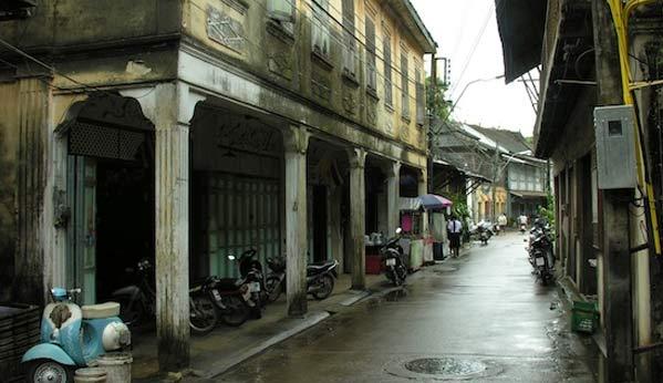 Chanthaburi Tailandia