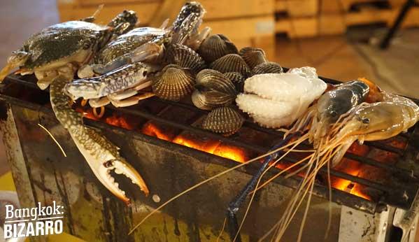 marisco restaurante Bangkok