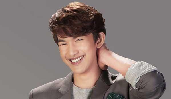 Hombre guapo Asia