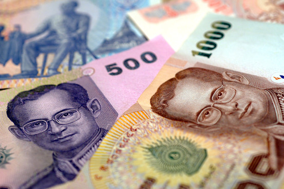 Baht moneda de Tailandia