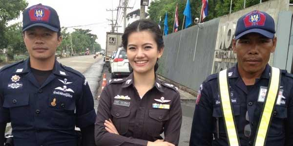 Doctor Air Policía de Bangkok