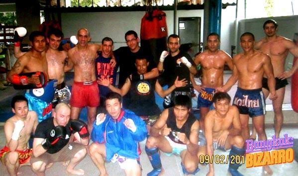 Rompo Gym Bangkok Muay Thai
