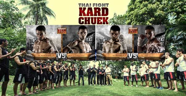 Thai Fight Kard Chuek Muay Thai