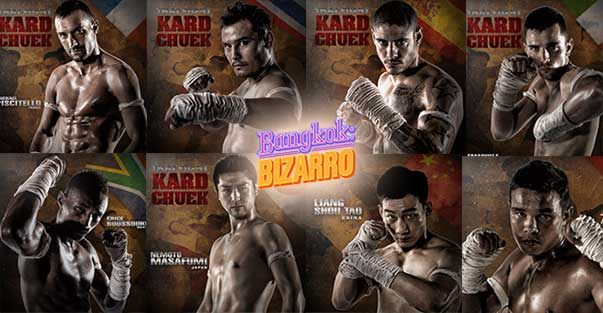 Reality show Thai Fight en TV3