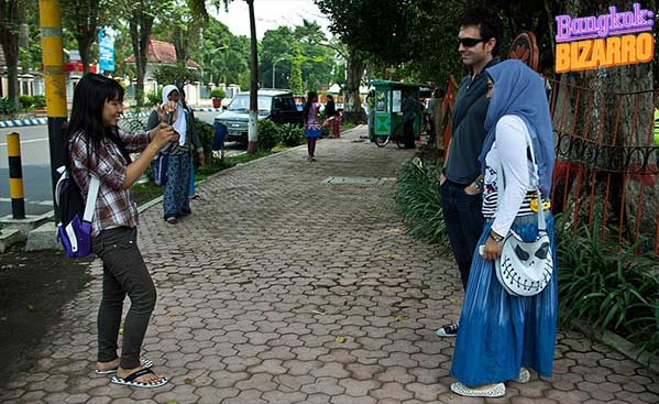 Chicas en Indonesia Java Bondowoso
