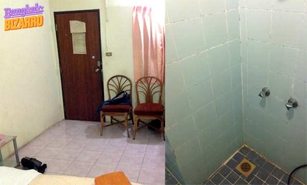 hotel Habitación barata Pattaya